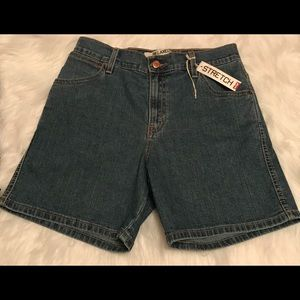 Misses Levi's Jeans Red Tag Stretch Shorts Size 6